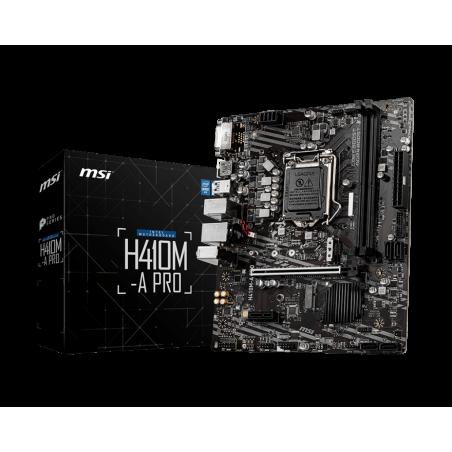 MSI H410M A-PRO