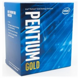 INTEL 10 Processeur Gold G6400