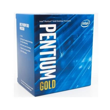 INTEL 10 Processeur Gold G6400