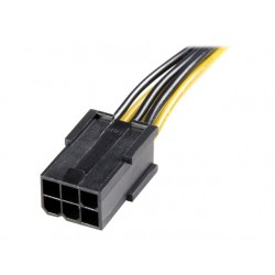 PCI Express 6 broches vers 8 broches